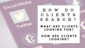 How Do Escort Clients Search? 4