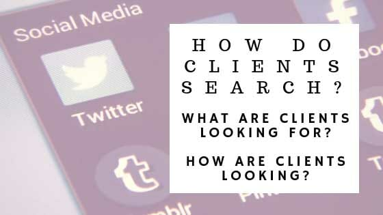How Do Escort Clients Search? 19