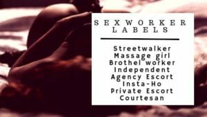 Sexworker labels
